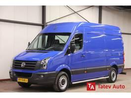 gesloten bestelwagen Volkswagen Crafter 2.0 TDI L2H2 AIRCO CRUISE CONTROL 2015