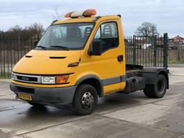 be trekker bedrijfswagen Iveco Daily 40C13T 2000