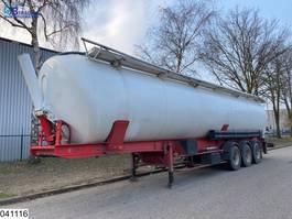 silo oplegger SPITZER Silo / Bulk, 63000 Liter, 63 M3 1997