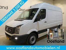 gesloten bestelwagen Volkswagen Crafter 35 2.0 TDI L2H2 Servicebus / Sortimo Inrichting / Trekhaak 3500 KG / 220... 2015
