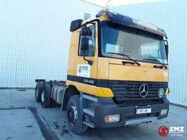 standaard trekker Mercedes-Benz Actros 2648 Lames Steel 1998