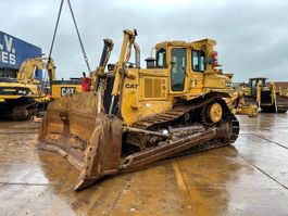 rupsdozer Caterpillar D 7 H with Ripper 1987
