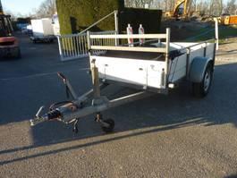 bakwagen aanhangwagen Anssems BSX 1400-251X130 2014