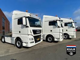 standaard trekker MAN TGX 18.400 XLX / FULL SPOILER / HOLLAND NO 440 / 480 2016