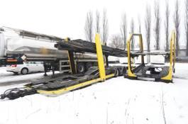 autotransporter oplegger Lohr 1.21 Autotransporter Body + trailer set , 8 - 12 cars 2008