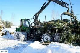overige bouwmachine John Deere 1510E Harvester 2012