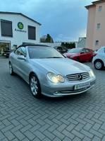 cabriolet auto Mercedes-Benz Cabriolet CLK 320*SHZ*NAVI*XENON*1HAND*89.380KM 2004