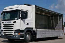 overige vrachtwagens Scania R450 6x2 Getränke Retarder Lift- Lenkachse E6 2014