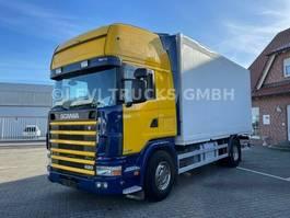 bakwagen vrachtwagen Scania 420 B4x2 ATL Koffer mit LBW 2000