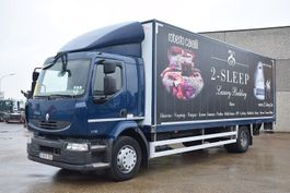 bakwagen vrachtwagen Renault MIDLUM 270 DXI 2014