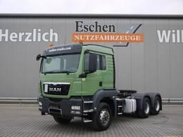 standaard trekker MAN TGS 26.440 Hydrodrive, 6x6, AP Achsen 2014