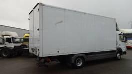 gesloten bestelwagen Other Kofferaufbau mit Türen 2011