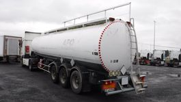 tankoplegger Trailor 40000 liter 1992