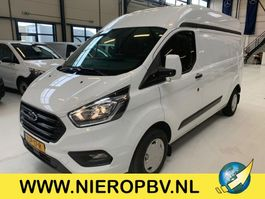 gesloten bestelwagen Ford transit custom l2h2 nieuw airco navi 2021