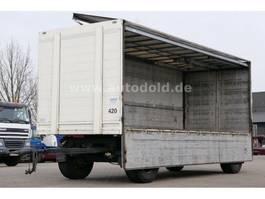 overige vrachtwagen aanhangers Orten Prasq18 Getränkeanhänger Schwenkwand Portaltüren 2014