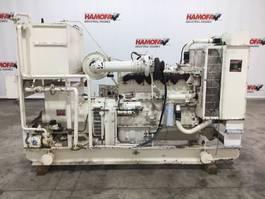 generator Stamford CUMMINS NT855G1 GENERATOR 125 KVA USED 1989