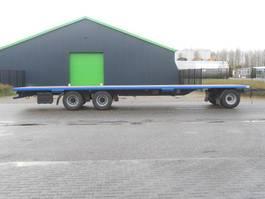 platte aanhanger vrachtwagen AGROLINER - 3 2010