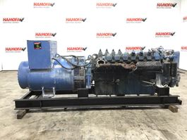 generator MTU 16V2000 GENERATOR 910KVA FOR PARTS 2003