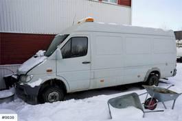 overige bouwmachine Mercedes-Benz Sprinter 416 flush truck 2002