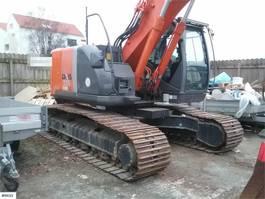 rupsgraafmachine Hitachi ZX225USRLC-3 Excavator with rotor tilt and 2 bucke 2010