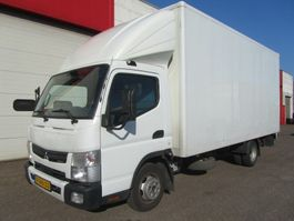 bakwagen vrachtwagen FUSO Canter 3C13 - 5 METER LAADBAK! 2014