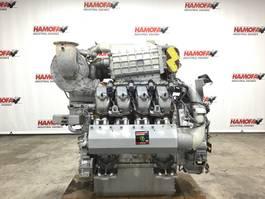 Motor auto onderdeel MTU 8V4000 L63 GAS FOR PARTS 2009