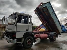containersysteem vrachtwagen Renault M340 **2 Culasse** 1988