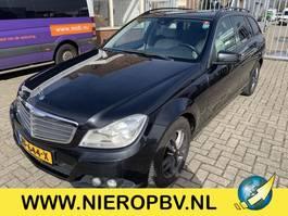 stationwagen Mercedes-Benz C 200 cdi airco navi 2012