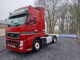 standaard trekker Volvo FH 420 DOUBLE TANKS - XL CABINE -BELGIAN TRUCK