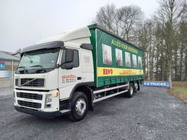 schuifzeil vrachtwagen Volvo FM 300 6x2 avec hayon/taillift 2ton