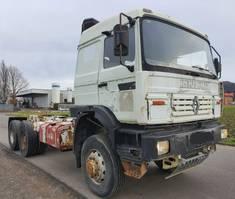 kipper vrachtwagen > 7.5 t Renault G340 G 340 Maxter   6x6 1995