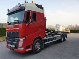 containersysteem vrachtwagen Volvo FH 460 6X2 CONTAINER SYSTEEM- CONTAINER SISTEEM- CONTAINER HAAKSYSTEEM- SYSTEME CONTENEUR 2013