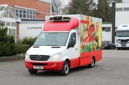 koelwagen bestelwagen Mercedes-Benz Sprinter 316 /Carrier Pulsor 400MT/Tiefkühl 2012