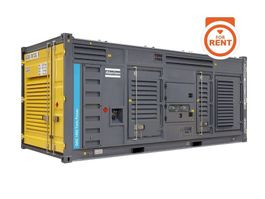generator Atlas Copco QAC 1450 Twin Power (RENTAL) 2019