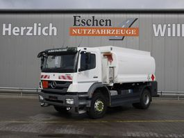 tankwagen vrachtwagen Mercedes-Benz Axor 1829 Lindner & Fischer A3 2012