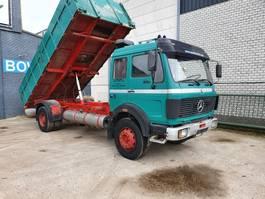 kipper vrachtwagen > 7.5 t Mercedes-Benz 1633 kipper 1985