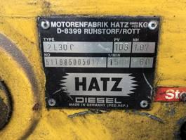 compressor Hatz 2 cilinder Silent Pack