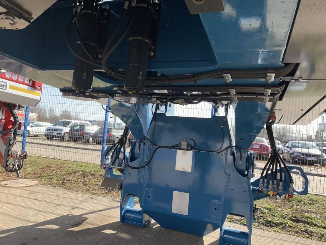 semi dieplader oplegger Goldhofer THP/SL Universal Gooseneck 2021
