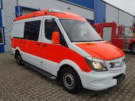 ambulance bedrijfswagen Mercedes-Benz Sprinter II Kasten 318/319 CDI 2015