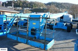 overige hoogwerker Genie S-45 All-terrain boom lift. 4x4. Little hours. 2006