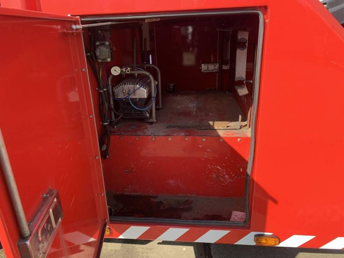 autotransporter vrachtwagen Volkswagen crafter 50tdi bergings wagen airco 2013
