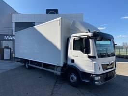 bakwagen vrachtwagen MAN TGL 12 4x2 BL-C 2020