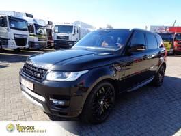 suv wagen Land Rover Range Rover Sport HSE SOV6 + Full option + Euro 6 2016