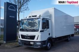 bakwagen vrachtwagen MAN TGL 12.220 4X2 BL 2017