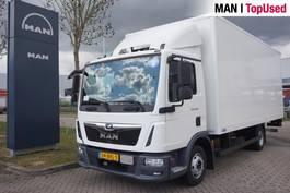 bakwagen vrachtwagen MAN TGL 8.190 4X2 BL 2018