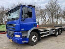 containersysteem vrachtwagen DAF CF 85 6X2 2013