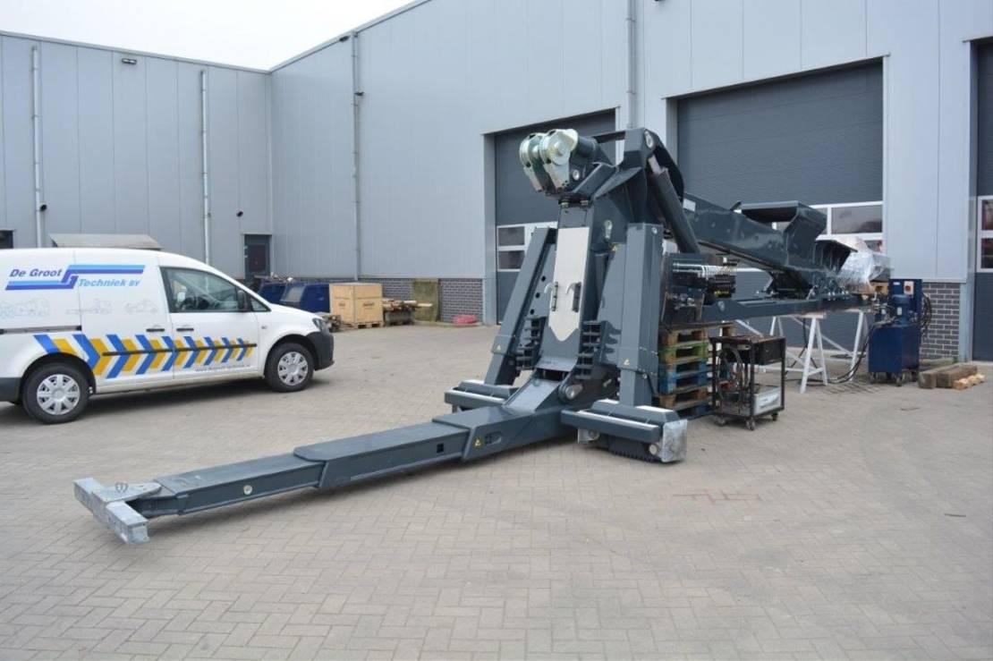 takelwagen-bergingswagen-vrachtwagen Diversen Wrecker DGT26000W 2021