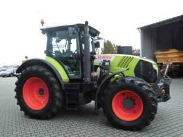 standaard tractor landbouw Claas Claas Arion 650 CMATIC tracor 2015