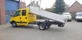 pick-up bedrijfswagen Iveco Daily 50c17 euro 5 2010