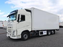 koelwagen vrachtwagen Volvo FH 460 TK-Koffer Schmitz Globetrotter Motorschaden 2015